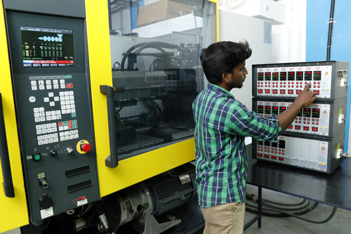 Racer Tooling Industries